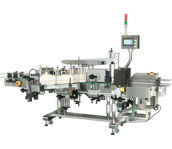 CY-3000 Automatic Front & Back Labeling Machine